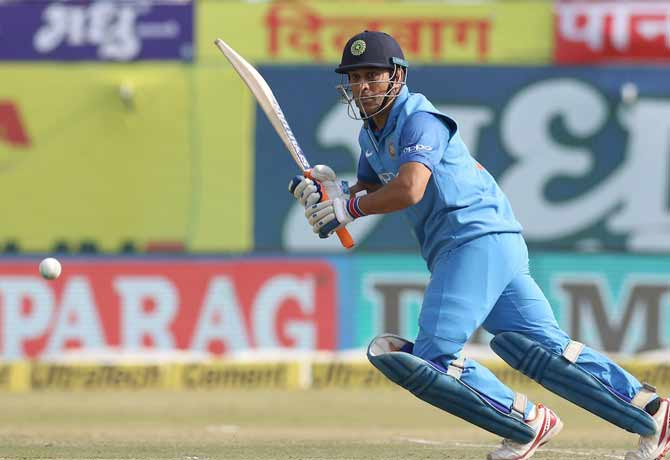 MS Dhoni becomes second most capped cricketer for India after Sachin
