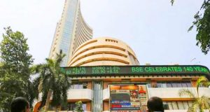 Sensex drops 740 points on rising Covid cases