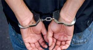 Police arrested two for defrauding Apex Bank