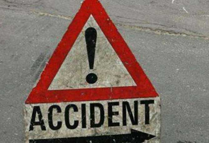 Person Died In Road Accident In Vikarabad