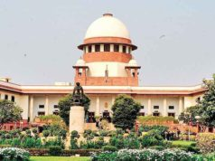 Petition of Lawyers in Supreme and High Courts seeking security