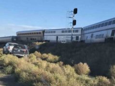 Three Killed In Train Accident At America
