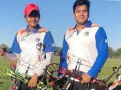 India won two silver medals at World Archery Championships