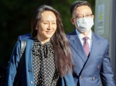 Huawei princess freed after three years