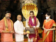 3.604 kg gold biscuits donated to srivaru